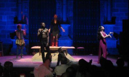 """Cerca de mil espectadores se dan cita en el Festival Internacional de Teatro """"Clacón de Coria"""""""