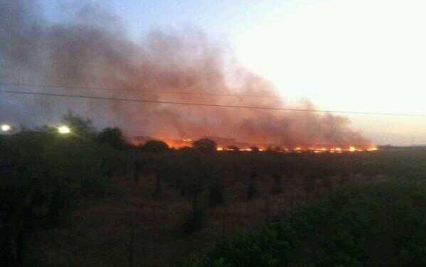 Monago destaca la importancia de la prevención de incendios para proteger las vidas humanas