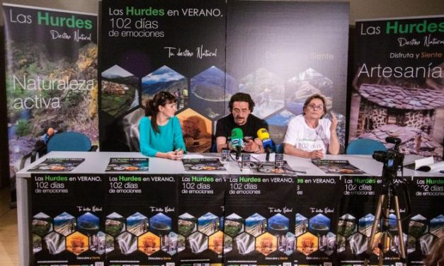 """Adic-Hurdes valora con satisfacción el primer mes de la campaña de difusión """"102 días de emociones"""""""