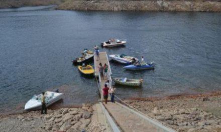 Medio Ambiente promociona el embalse de Gabriel y Galán con el apoyo a la concentración de La Pesga