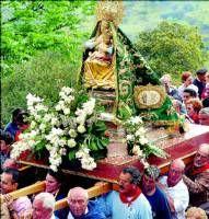 Los técnicos de la Junta comienzan a restaurar la talla original de la imagen de la Virgen del Puerto