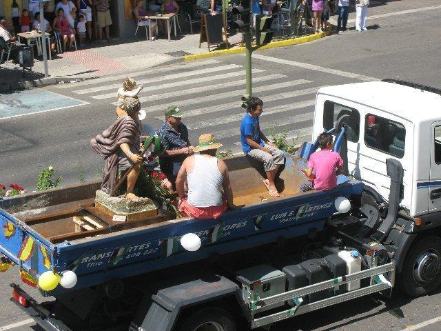 El barrio de San Cristóbal de Moraleja celebrará este domingo sus fiestas patronales