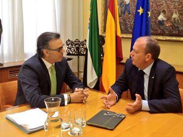 Plasencia demanda una partida en las cuentas de 2014 para redactar el proyecto de Martín Palomino