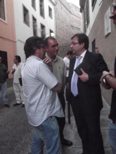 La Agrupación Socialista de Plasencia elige como secretario a David Núñez  en una polémica asamblea