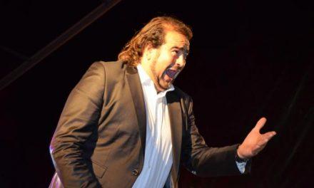 Mara Pedro y Miguel de Tena protagonizan la noche de fados y flamenco de la Feria Rayana