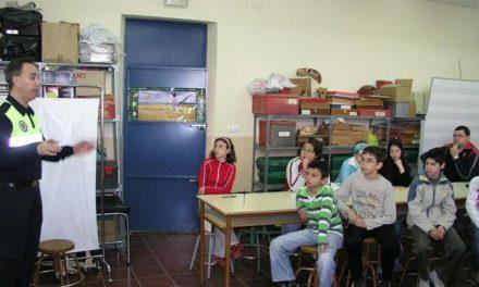 El Ayuntamiento de Coria ha puesto en marcha una Campaña de Educación Vial dirigida a 180 escolares