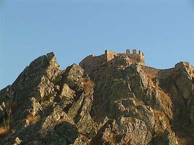 Cientos de personas participan en las actividades medievales del Festival Templario de Penha García