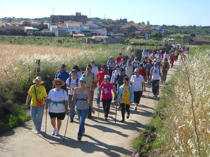 """La ruta """"Contrabandeando por territorios luso castellanos"""" arranca este año desde Zarza la Mayor"""