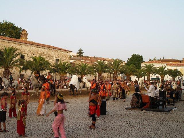 "El Festival de Teatro Clásico de Alcántara acoge la obra lusa ""Auto de la Sibila Casandra"""