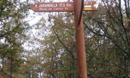 Moraleja organiza el proyecto «Conoce Extremadura» con una ruta senderista al Charco del Trabuquete