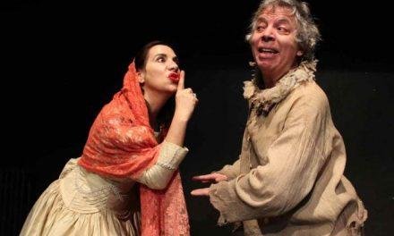 Teatro Corsario interpreta a Calderón de la Barca en el cierre del Festival de Alcántara