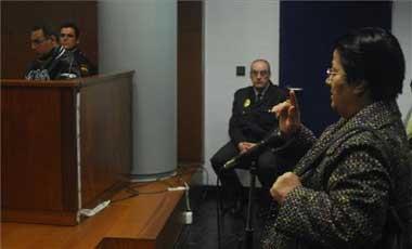 El hombre que degolló a su novia en un piso de Cáceres alega enajenación y los forenses lo rebaten