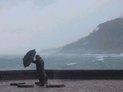 La lluvia vuelve con fuerza a Extremadura y seguirá en los próximos cuatro días con menor intensidad