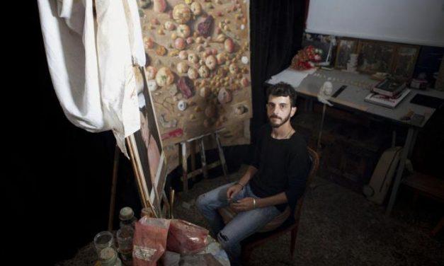 """Montehermoso acogerá la exposición """"Retratos de mi tierra"""" del pintor extremeño Víctor Sánchez"""