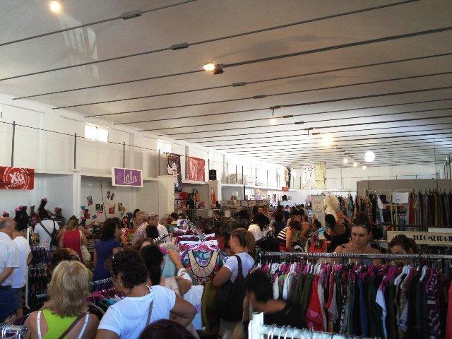 Aproximadamente 5.000 personas asistieron a la VI Feria del Stock y el Vehículo de Ocasión en Moraleja