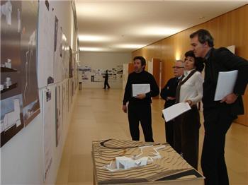 Cristina Díaz y Efrén García ganan el concurso de ideas para el futuro Palacio del Cerezo del Valle del Jerte