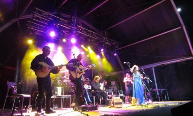 Abrumador éxito de los conciertos de Ana Alcalde y Luar Na Lubre en el arranque de Folk Plasencia