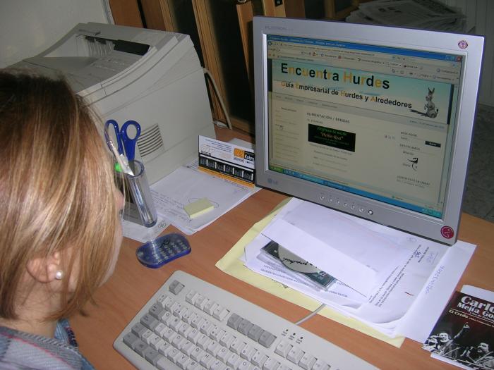 La comarca de Las Hurdes ofrece sus servicios a través de una nueva guía empresarial en internet