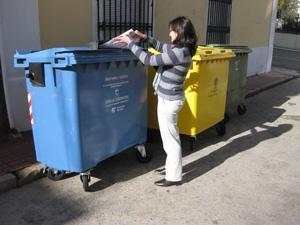 La Mancomunicada Integral Sierra de San Pedro amplía el servicio de recogida de residuos en el mes de agosto