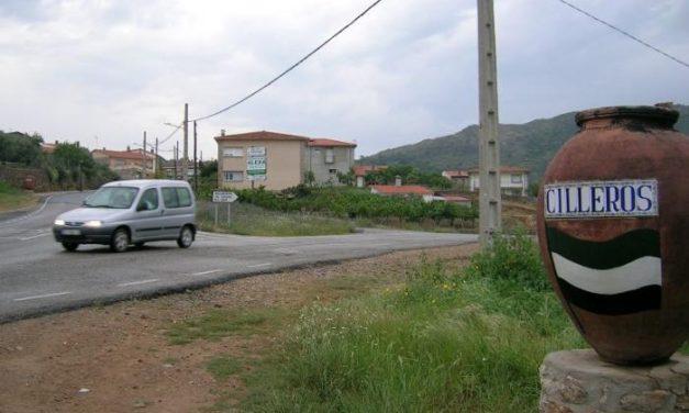 La Diputación de Cáceres defiende el respeto medioambiental de las obras de la vía Hoyos-Cilleros