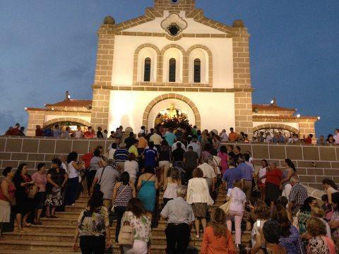 Valencia de Alcántara acogerá este domingo la romería de la Virgen de los Remedios
