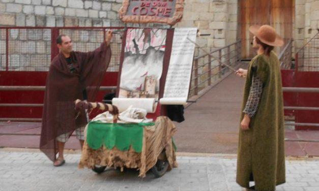 Moraleja fomenta las artes escénicas en los más pequeños con un curso de teatro grecolatino