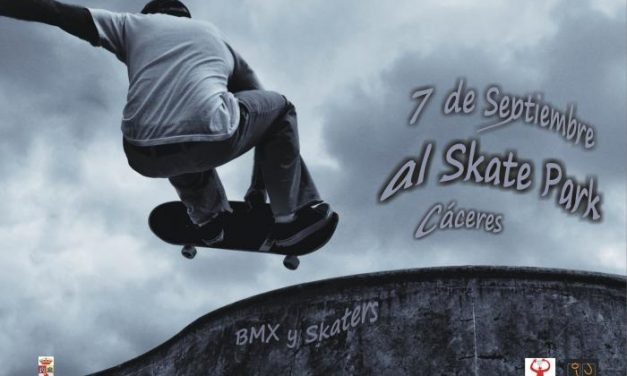 El Espacio para la Creación Joven de Moraleja organiza una excursión al skate park de Cáceres