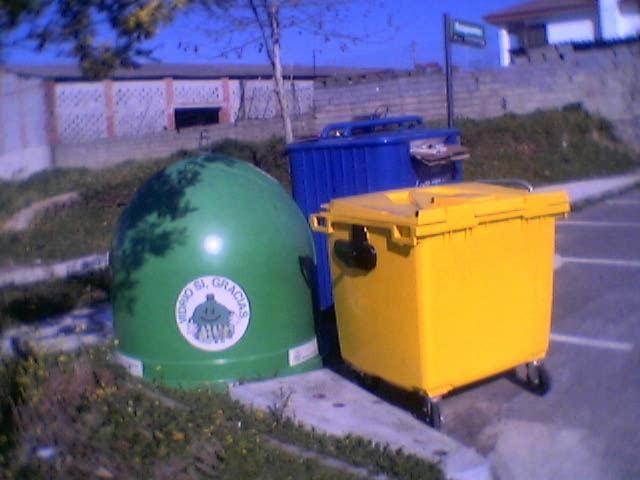 El reciclaje de vidrio crece un 35% en Extremadura durante el 2007 con un total de 8,3 millones de kilos reciclados