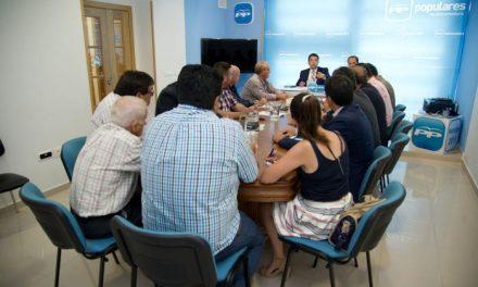El PP propone la creación de una Comisión especial en la FEMPEX sobre la reforma de las administraciones locales
