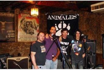 La música rock del grupo «Animales» cierra el cartel de la segunda edición de ProvocARTE en El Batán