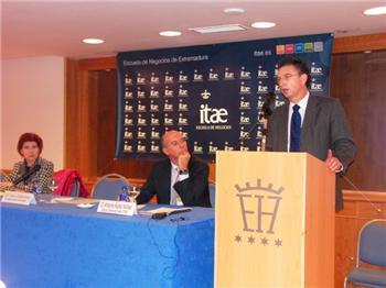 Cáceres acoge las V Jornadas Inmobiliarias organizadas por la Escuela de Negocios de Extremadura