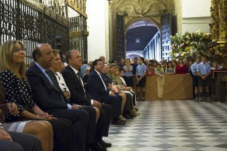 Fernando Manzano reivindica la extremeñidad de Guadalupe en el Día de Extremadura