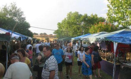 Más de 15.000 personas visitan la XVI Feria del Caballo y la Artesanía de Torrejoncillo