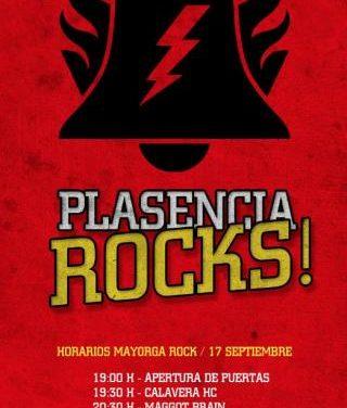 Mayorga Rock celebra su primera edición este sábado en Plasencia con más de siete horas de música