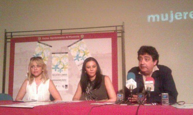 La Fundación Inquietarte lleva a Plasencia la exposición Mujeres Libres y el espectáculo Dramabundo
