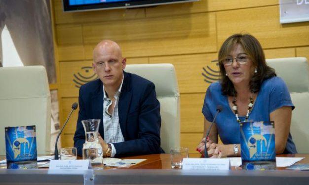 """El Parlamento será sede en octubre de la segunda edición del congreso """"Camino Mozárabe de Santiago"""""""