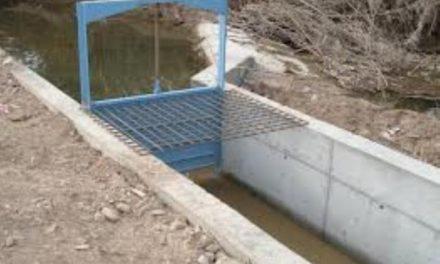 Finalizan las obras del área regable del Borbollón y Rivera de Gata con más de 324.000 euros de inversión