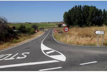 La Diputación de Cáceres invierte 1,9 millones de euros en el arreglo de la carretera CC10.2 en el Valle del Alagón