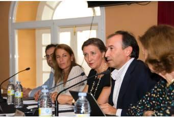 La sala de arte 'El Brocense' de la Diputación será una de las sedes del certamen Foro Sur 2013
