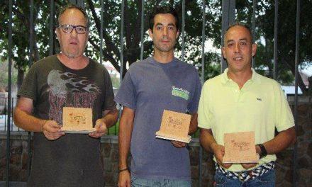 """Federico Plasencia gana  el IX Certamen pintura rápida """"Godofredo Ortega Muñoz"""" de San Vicente"""