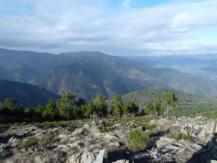 """La I carrera por montaña """"Cumbres Hurdanas"""" será el 20 de octubre con una distancia de 21 kilómetros"""