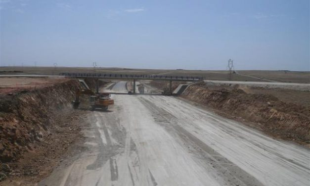 Fomento prevé abrir al tráfico la variante de la Autovía A-58 de Trujillo el próximo mes de febrero
