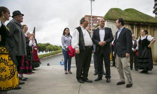 Monago asegura que con la promoción del Camino de Guadalupe se puede atraer más turistas a la región