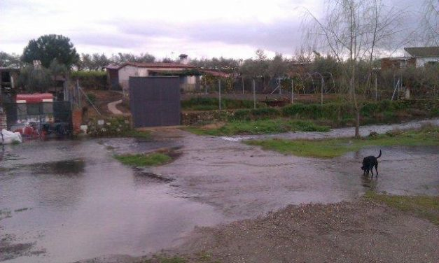 El Centro 112 Extremadura mantiene activada la alerta amarilla por lluvias hasta la medianoche