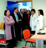 El Servicio Extremeño de la Salud estudiará incrementar los facultativos en los centros de salud de Almendralejo