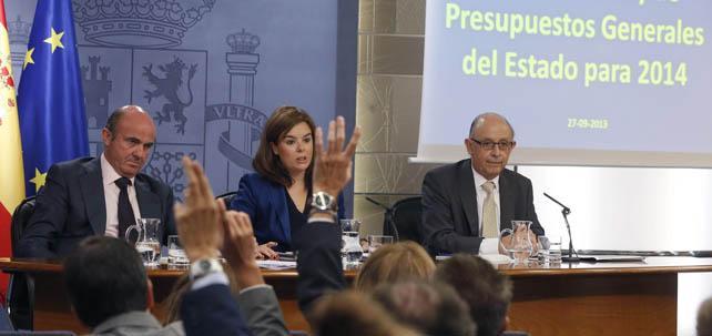 Los Presupuestos Generales del Estado 2014 contemplan una inversión de 350 millones para Extremadura