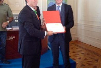 El proyecto Línea Verde de Plasencia recibe un premio de calidad de la Red Española de Ciudades Sostenibles