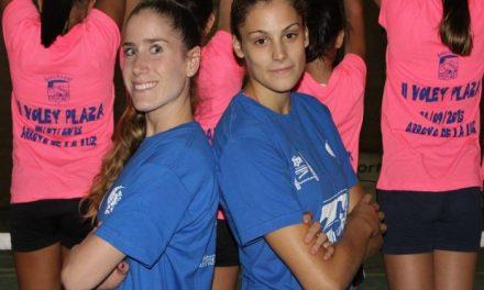 La moralejana Alba Sánchez y la húngara Beatrix Meléndez ya están integradas en el Extremadura Arroyo
