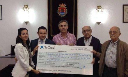 Valencia de Alcántara recibe una ayuda de 1.200 euros para las familias en situación de vulnerabilidad