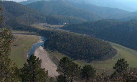 Agricultura invierte cerca de 150.000 euros en mejoras de infraestructuras forestales en Las Hurdes